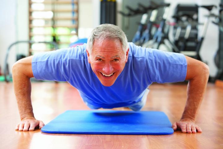 Se mettre à la musculation après 50 ans