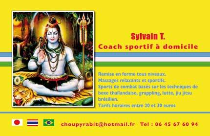 Thieulin sylvain coach sportif à Toulouse 31000