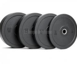 disque crossfit  package 100 kg