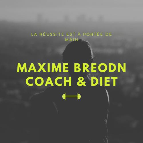 Maxime bredon coach sportif à Marmande 47200