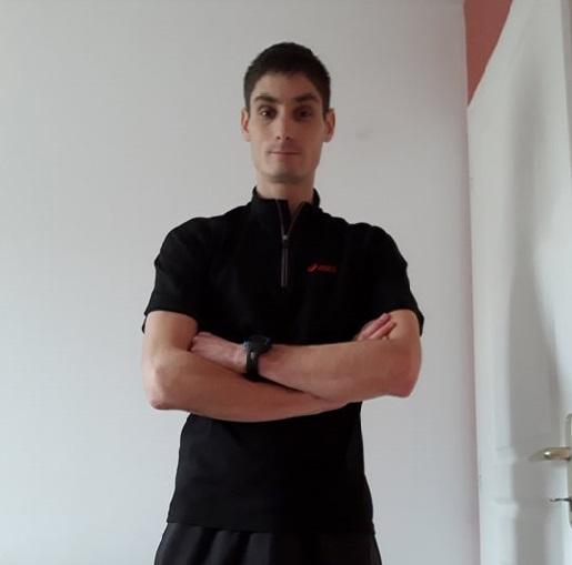 Jordan jeanniot coach sportif à Mons en laonnois 02000