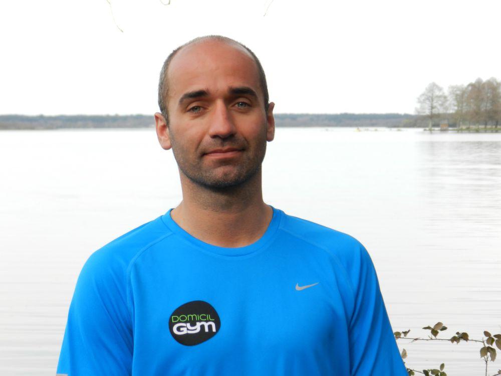 Sylvain moynet coach sportif à Soustons 40140
