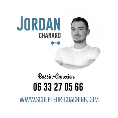 jordan coach sportif à Annecy 74000