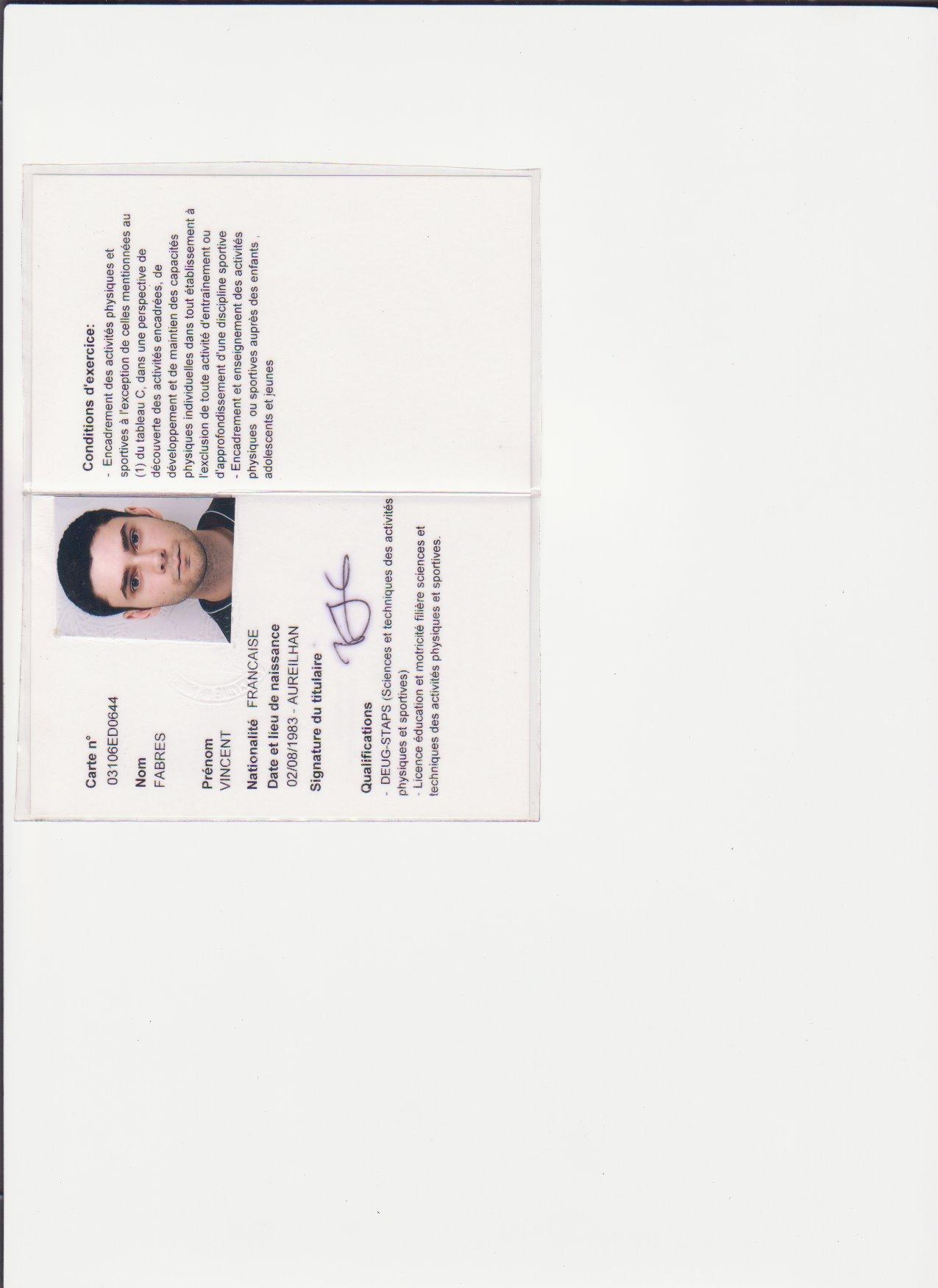 Sebastien simon coach sportif à Villiers sur marne 94350