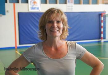 Isabelle milecamps coach sportif à Niort 79000