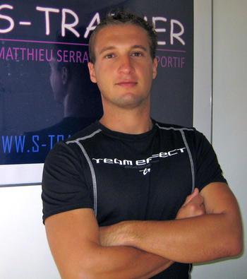 Matthieu serrano coach sportif à Villeneuve-lès-maguelone 34750